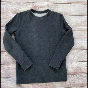 Lululemon gray sweatshirt 4
